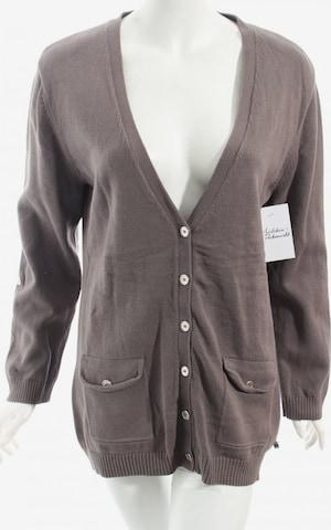 Clarina Sweater & Cardigan in XL in Grey