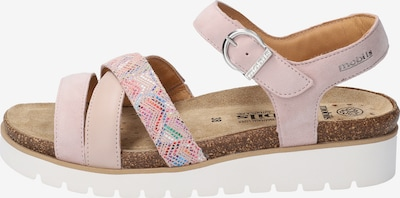 MOBILSergonomic Sandalen 'THINA' in pink, Produktansicht