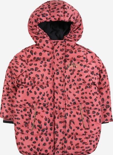 Noppies Zimní bunda - rezavě hnědá / pink / černá, Produkt