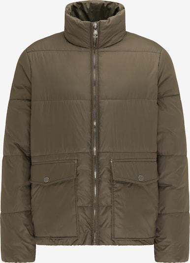 DreiMaster Vintage Winterjacke in schlammfarben, Produktansicht