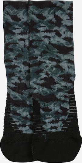 UNDER ARMOUR Chaussettes de sport en vert / noir, Vue avec produit