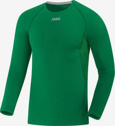 JAKO Unterhemd in grün / weiß, Produktansicht