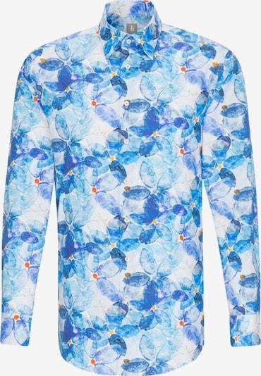Jacques Britt Hemd 'Slim Fit' in blau, Produktansicht