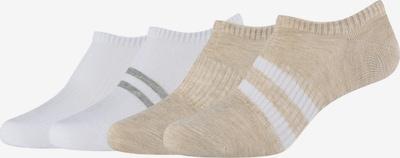 s.Oliver Sneakersocken in beige, Produktansicht