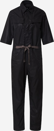 G-Star RAW Jumpsuit in schwarz, Produktansicht