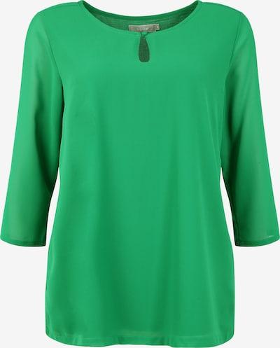 Fransa Bluse 'Zawov 1' in grün, Produktansicht