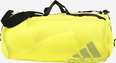 Geantă sport ADIDAS PERFORMANCE pe galben neon / negru, Vizualizare produs