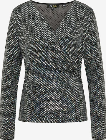 myMo at night Bluse in Silber