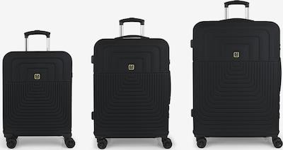 Gabol Ensemble de bagages 'Ego' en anthracite, Vue avec produit