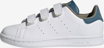 ADIDAS ORIGINALS Sneaker 'Stan Smith' in taupe / smaragd / weiß, Produktansicht