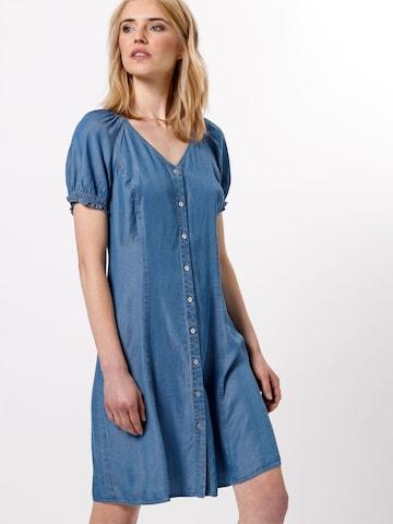 zero Kleid in Blau