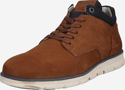 JACK & JONES Boots 'HENNESSY' in karamell, Produktansicht