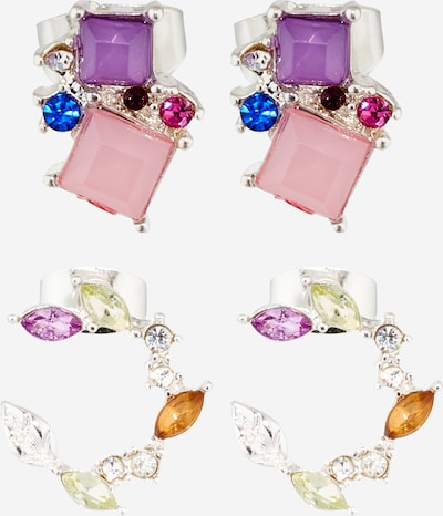 VILA Jewelry Set 'EABI' in Mixed colors / Silver, Item view
