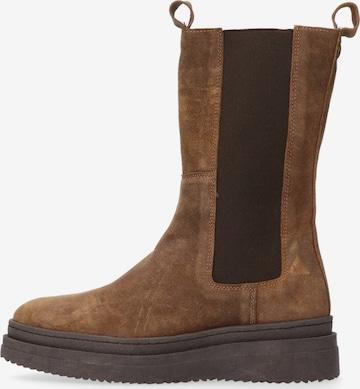 Tango Chelsea Boot in Braun