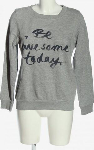 Esmara Sweatshirt & Zip-Up Hoodie in S in Grey
