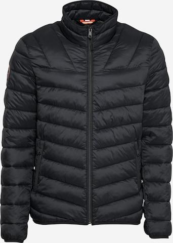 NAPAPIJRI Between-Season Jacket 'AERONS' in Black