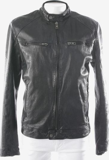 BE EDGY Lederjacke in M in schwarz, Produktansicht