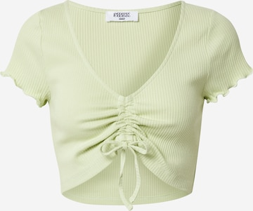 SHYX Μπλουζάκι 'Sunny' σε πράσινο