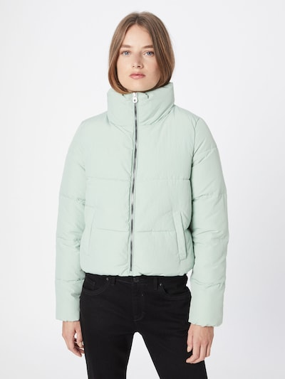 ONLY Between-Season Jacket 'Dolly' in Mint: Frontal view