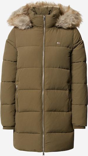 Tommy Jeans Abrigo de invierno 'Modern Puffa' en oliva, Vista del producto