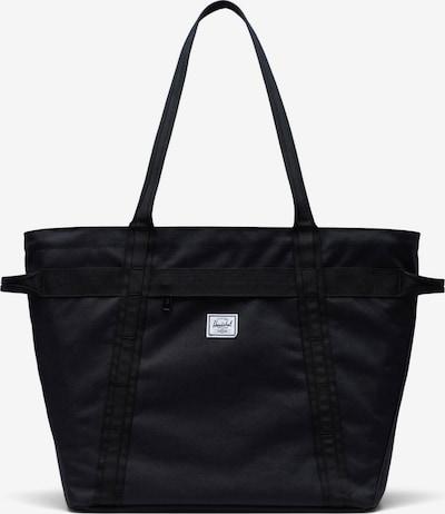 Herschel Tragetasche 'Alexander' in schwarz, Produktansicht