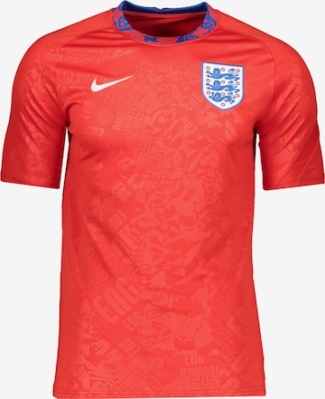 NIKE Jersey 'England' in Red