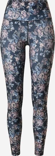 Athlecia Spodnie sportowe 'Franzine' w kolorze jasnoniebieski / fioletowo-niebieski / różowy pudrowym, Podgląd produktu