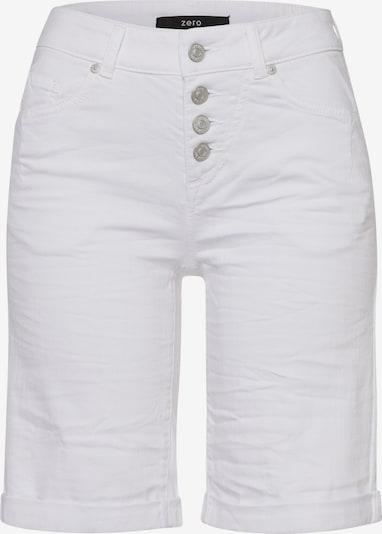zero Shorts in weiß, Produktansicht