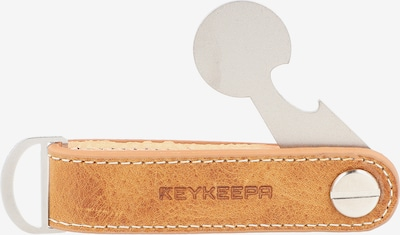 Keykeepa Sleutelhanger 'Loop ' in de kleur Bruin, Productweergave