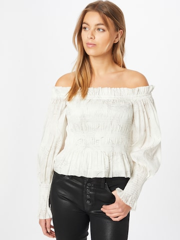 AllSaints Blouse 'Lara' in White