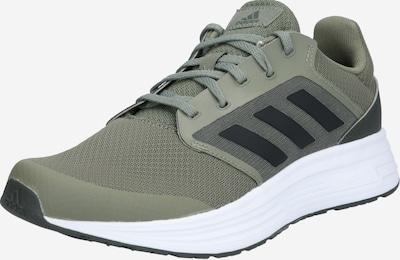 Bėgimo batai 'GALAXY 5' iš ADIDAS PERFORMANCE , spalva - alyvuogių spalva / balta, Prekių apžvalga