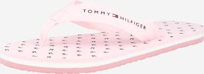 TOMMY HILFIGER Zehentrenner in pink, Produktansicht