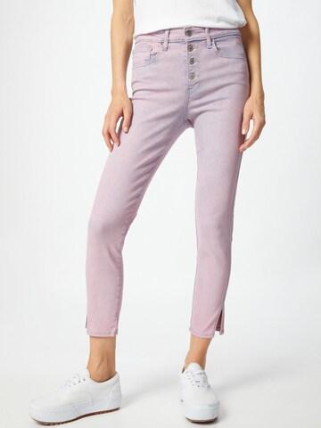 Jeans de la LEVI'S pe roz