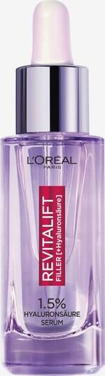 L'Oréal Paris Gesichtsserum 'Revitalift Filler Anti-Falten' in transparent, Produktansicht