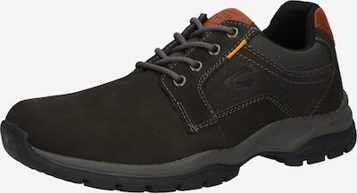 CAMEL ACTIVE Sporta apavi ar šņorēm 'Bud', krāsa - tumši pelēks, Preces skats