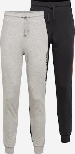 JACK & JONES Pantalon 'HARRY' en gris / noir, Vue avec produit