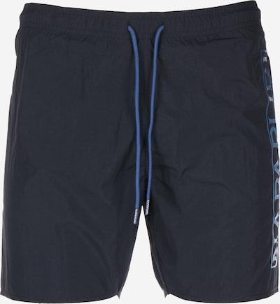 NAPAPIJRI Badeshorts 'Victor' in blau, Produktansicht