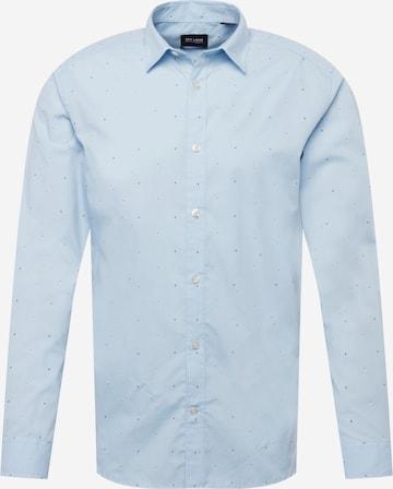 Camicia 'NARDO' di Only & Sons in blu
