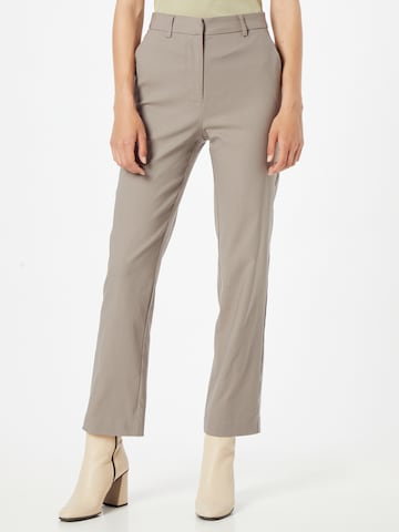 Pantaloni chino di NA-KD in grigio