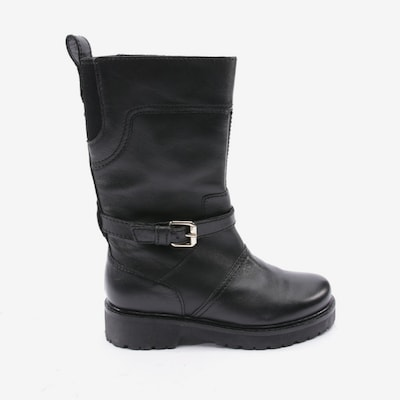 Twinset Dress Boots in 36 in Black, Item view
