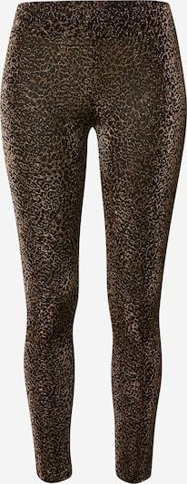 Sofie Schnoor Leggings in de kleur Goud / Zwart, Productweergave