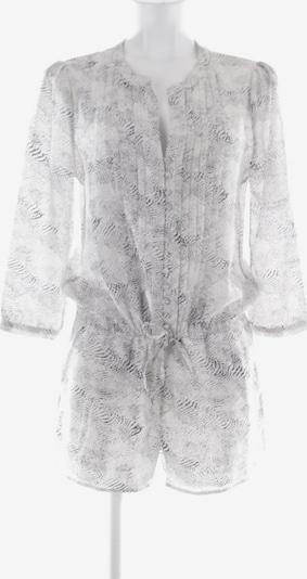Joie Seidenjumpsuit in S in schwarz / weiß, Produktansicht