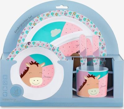 STERNTALER Kindergeschirr-Set 'Pauline' in mischfarben, Produktansicht
