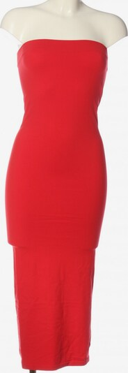 FALKE schulterfreies Kleid in S in rot, Produktansicht