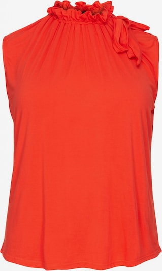 NO.1 by OX T-Shirt in rot, Produktansicht