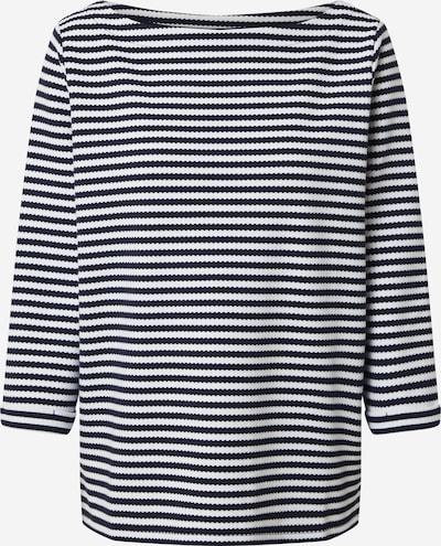 ESPRIT Sweatshirt in Navy / White, Item view