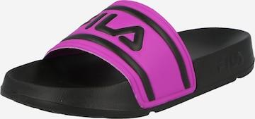 FILA Beach & Pool Shoes 'Morro Bay' in Black