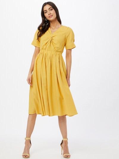 Paisie Рокля в жълто: Изглед отпред