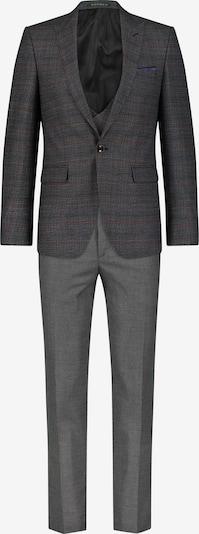 Prestije Anzug in grau, Produktansicht