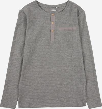 NAME IT Shirt 'VITUS' in grau, Produktansicht
